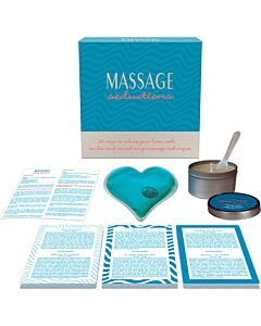 Massage seductions. 24 ways to seduce your lover es/en/de/fr