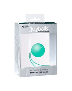 Joyballs single lifestyle mint