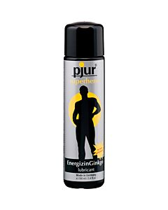 pjur superhero energizinginkgo lubricant 100 ml