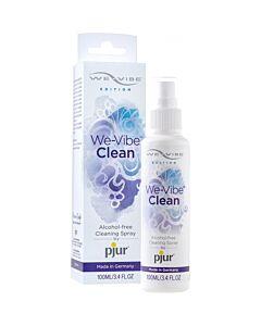 Pjur we-vibe clean made by pjur