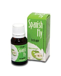 Spanish fly fresh apple