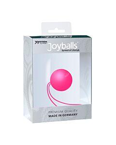 Joyballs single lifestyle fucsia