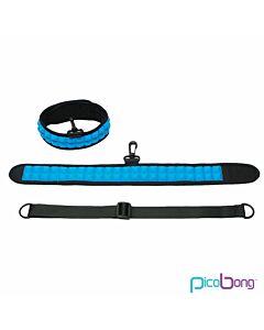 Picobong speak no evil choker blue
