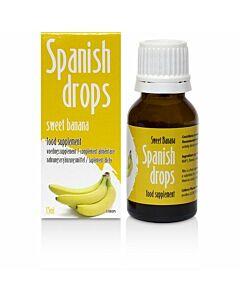 Spanish fly gotas banana fresh.