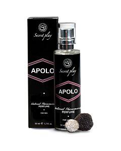 Secret play apolo male perfume with pheromones 50 ml