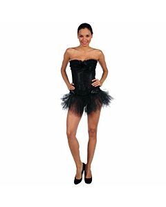 Intimax corset party black