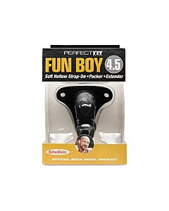 Perfect fit buck fun boy black 11.4cm