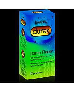Durex give me pleasure 12 pcs