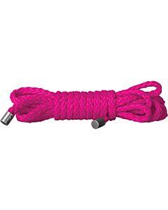 Kinbaku mini rope pink 1,5 m