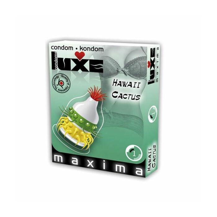 Luxe condoms HAWAII 1ud