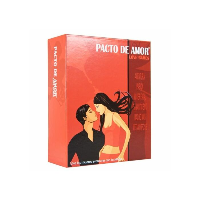 Game erotic love pact