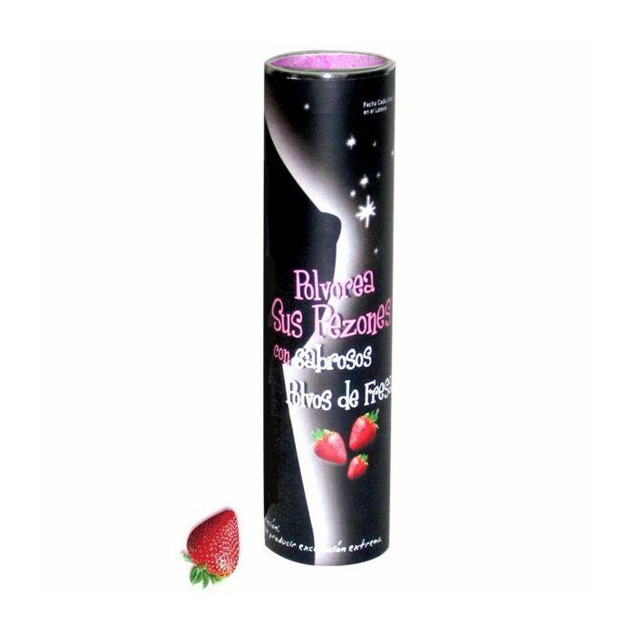 edible strawberry powder 75g nipples