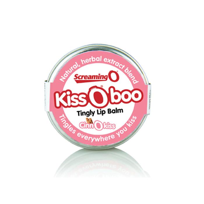 Screaming or cinnamon kissoboo