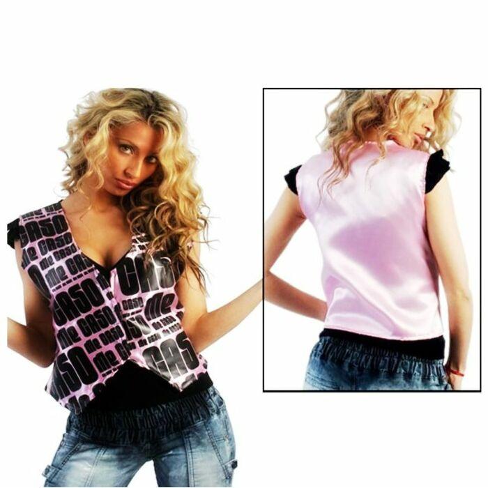 Me pink vest case s / m