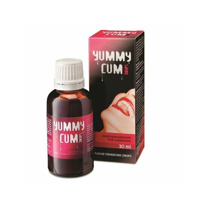 More cum, more cum flavor drops 30ml