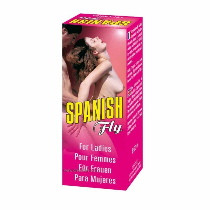 Spanysh fly for women, powerful stimulant 20ml