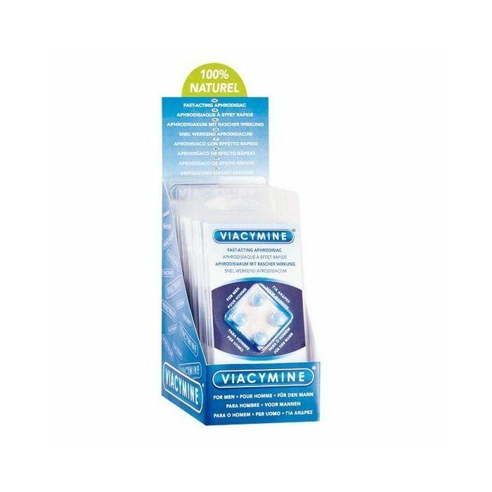 Viacymine aphrodisiac for 4 capsules